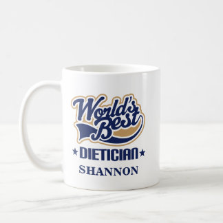 Dietician Personalized Mug Gift