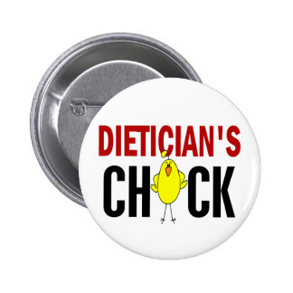 Dietician's Chick 1 Button