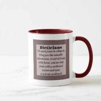 Dieticians Mug