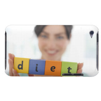 Dieting, conceptual image. barely there iPod cases