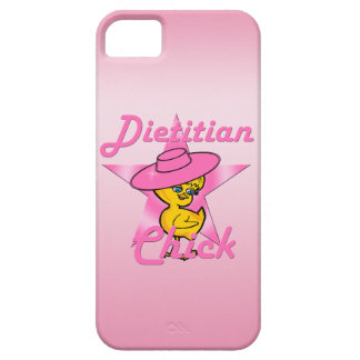 Dietitian Chick #8 iPhone 5 Cover