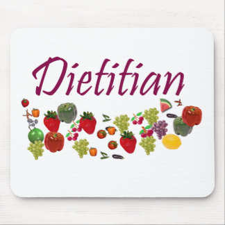 Dietitian Mousepad