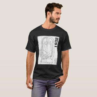 Dietz Monarch line drawing company shirt 1938