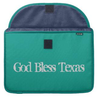 Dieu bénissent la caisse d'ordinateur portable du poche pour macbook
