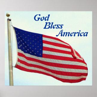 Dieu bénissent l'Amérique