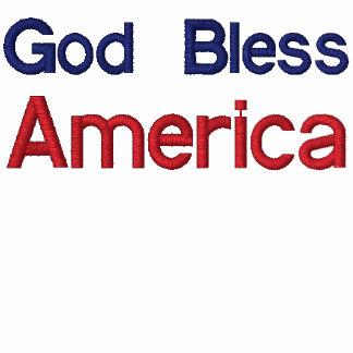Dieu bénissent, l'Amérique Polos