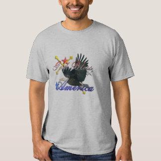 Dieu bénissent l'Amérique T Shirts