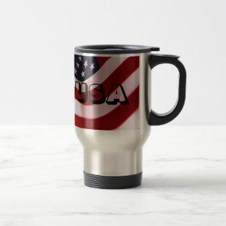 Dieu bénissent l'Amérique Mugs À Café