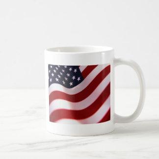 Dieu bénissent l'Amérique Tasses À Café