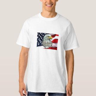 Dieu bénissent le T-shirt de l'Amérique par ABR