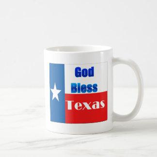 Dieu bénissent le Texas Mugs À Café