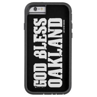 Dieu bénissent Oakland Coque Tough Xtreme iPhone 6