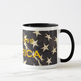 """""""Dieu tasse de café patriotique bénissent"""