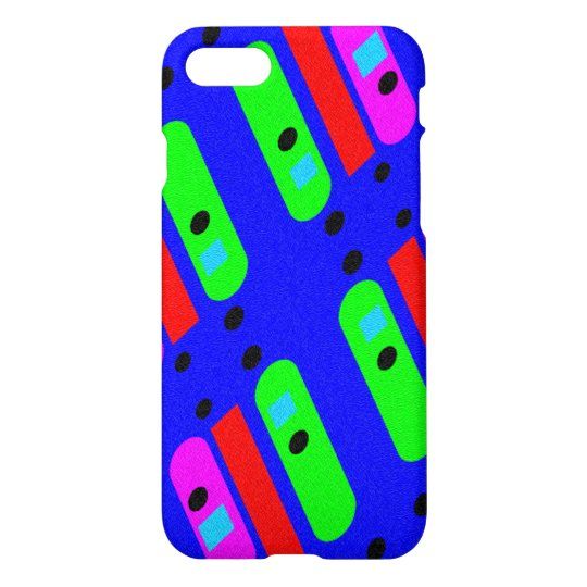 Different abstract pattern iPhone 7 case