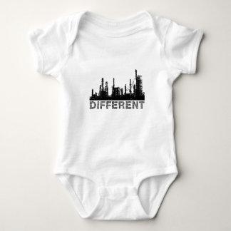 different baby bodysuit