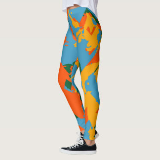 Different Color of Crazy Leggings