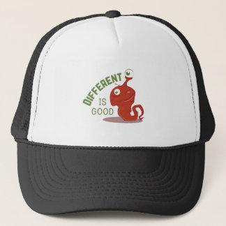 Different Is Good Trucker Hat