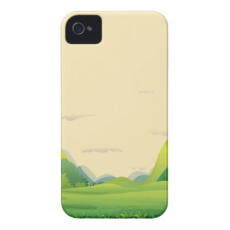 Different landforms iPhone 4 cover