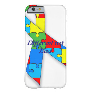 Different not Less Autism awareness phone case