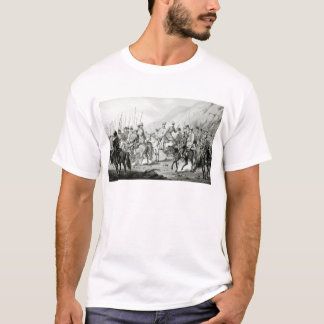 Different Tribes of Russian Cossacks T-Shirt