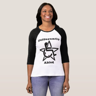 Differently Abled T-Shirt