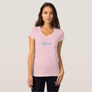 Difficult Woman T-Shirt