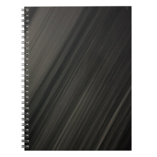 Diffuse lines I Spiral Notebooks