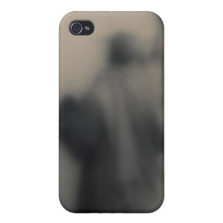Diffused image of the Statue of Liberty Case For iPhone 4