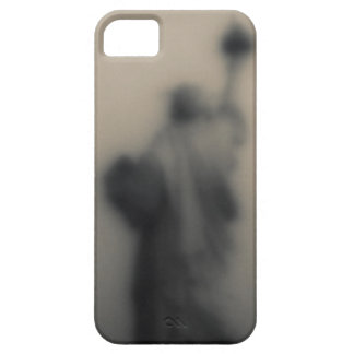 Diffused image of the Statue of Liberty Case For The iPhone 5