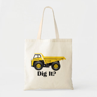 Dig It? - Budget Tote Tote Bag
