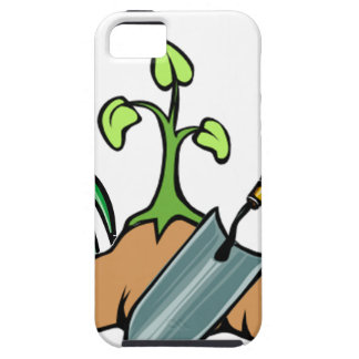Dig it, life is a Garden iPhone 5 Case