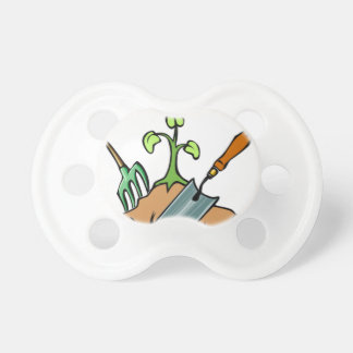 Dig it, life is a Garden Pacifier