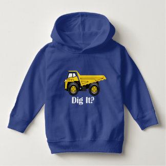 Dig It? - Toddler Pullover Hoodie