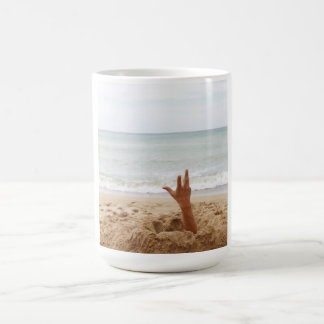 Dig me out! coffee mug