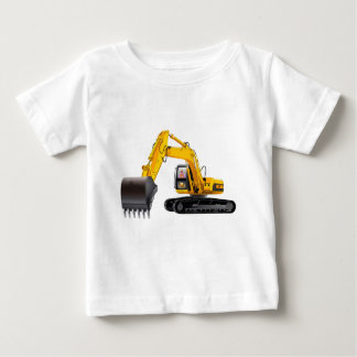 Digger image for Baby-Jersey-T-Shirt Baby T-Shirt