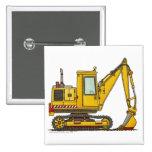 Digger Shovel Construction Construction Pins