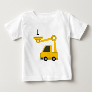 Digger T-shirt Age 1