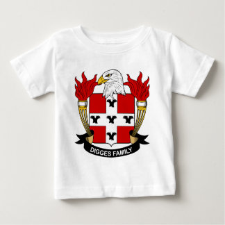 Digges Family Crest T-shirt