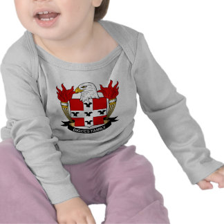 Digges Family Crest Tshirt