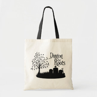 Digging For Roots Tote Bag