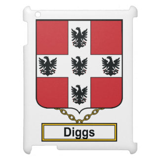 Diggs Family Crest Cover For The iPad