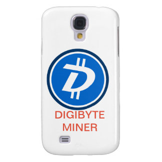Digibyte Miner-Samsung Galaxy S4 Phone Case