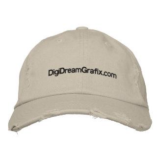 DigiDreamGrafix.com Embroidered Hat