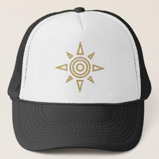 Digimon Crest of Courage Trucker Hat