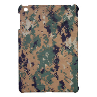 Digital Army Camouflage iPad Mini Cover