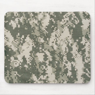 Digital Army Camouflage Mouse Pad