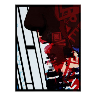 digital art between today en tomorrow posters