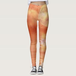 Digital Art Custom Leggings