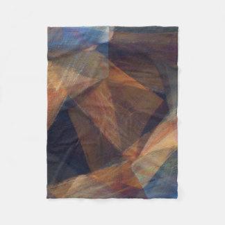 """Digital Art """"Deep Space"""" Fleece Blanket"""