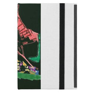 Digital art iPad mini case